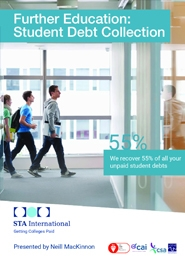 Further Education brochure