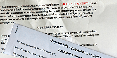 Tackling disputed invoices