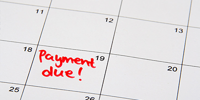 Late Payment Charges