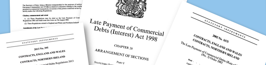 Late payment act